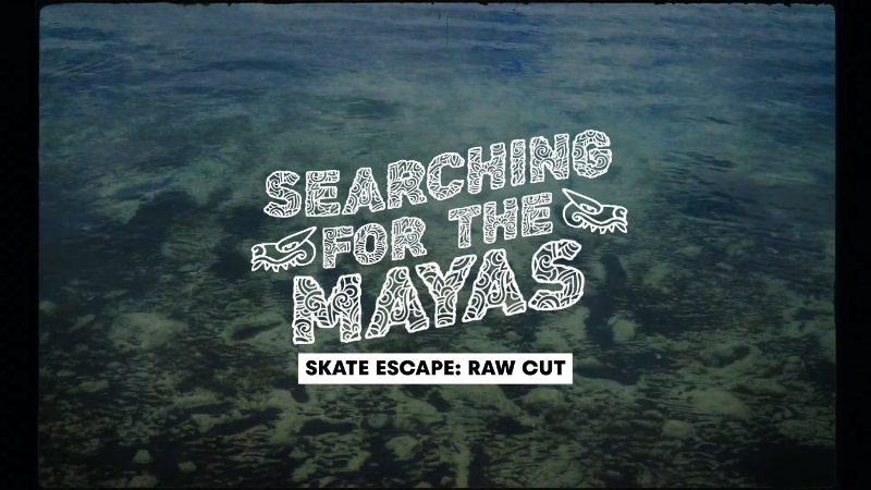 "Red Bull presenta ""Searching For The Mayas"""