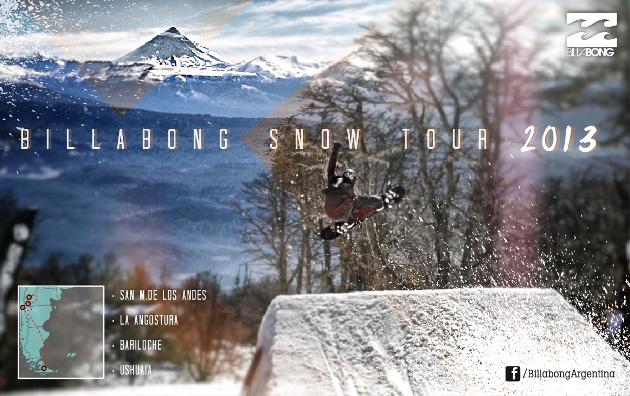 BBG snow tour 2013