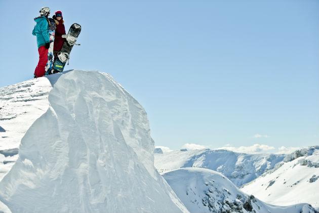 Chapelco chicas Snowboard - copia