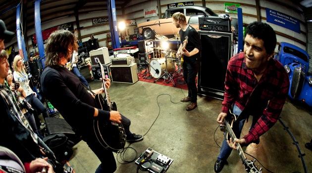 FF Garage Tour