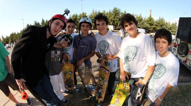 Green Skate Day 2