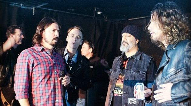 dave grohl dirige soundgarden nuevo videoclip