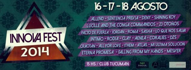 Innova Fest 2014 Banner