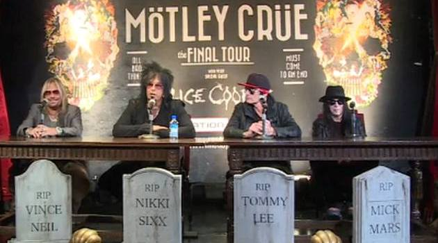 Motley-Crue