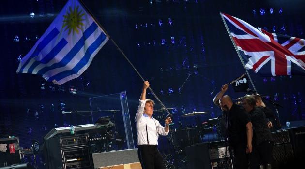 Paul McCartney Uruguay