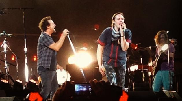 Pearl Jam Win Butler
