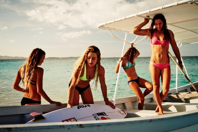 Rip Curl Girls Surf Team 2