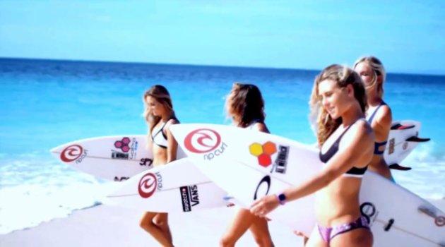 Rip Curl Girls Surf Team 3
