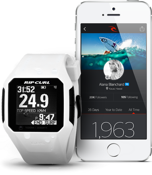 Rip Curl Search GPS 1