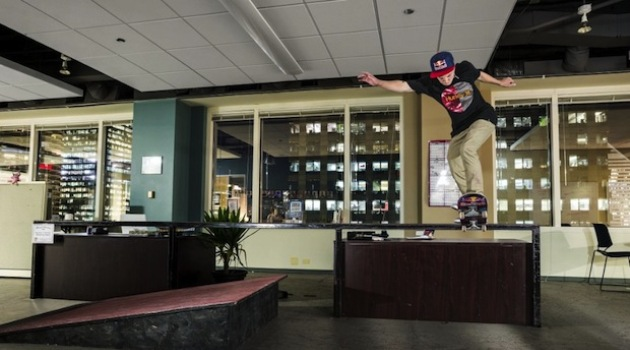 Skate Office Chicago