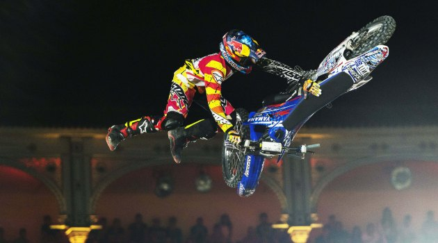Thomas Pages X Fighters Madrid