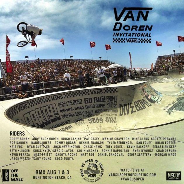 Vans US Open BMX 1