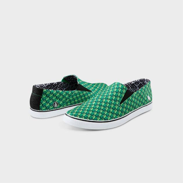 Volcom x Toy Slipps Shoe