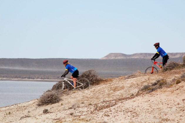 Vuelta Ballenas Madryn 2014