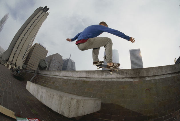 foto gabe MORFORD skater JULIEN STRANGER