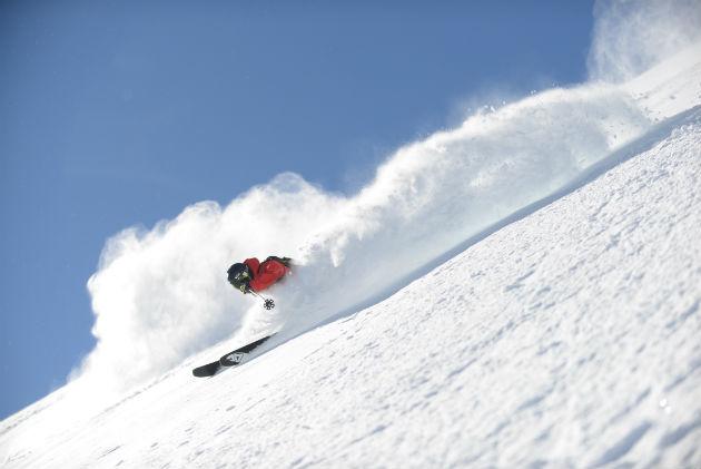 kr_1189 - Chapelco bajada en esqui - Julian Lausi