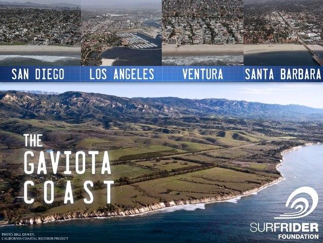 surfrider gaviota coast